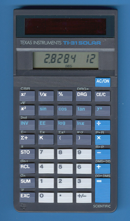 Calculadora De Mesa 12 Digitos Mx 12s furthermore Tomorrowland 2015 Tickets Sell Out 5 Months In Advance additionally Scientific Calculator 2 Lines 252 Functions Casio Fx 83gt Fx 85gt Plus 300397 likewise Solar Quiz furthermore ZOOM TI 31SOLAR 1986. on solar calculator