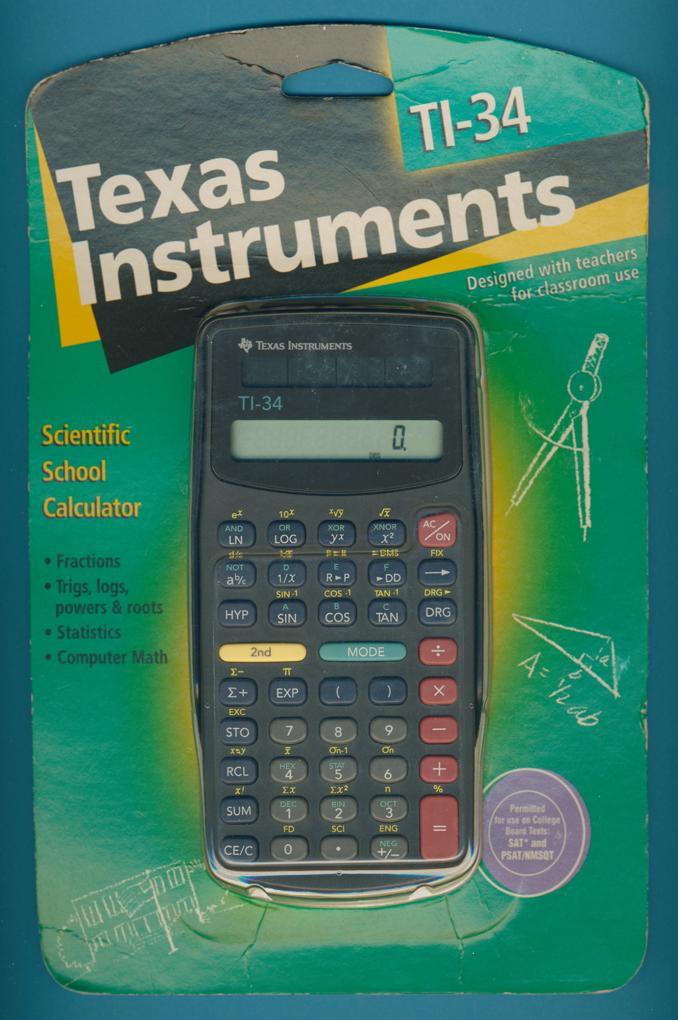 texas instruments ti 30xa manual